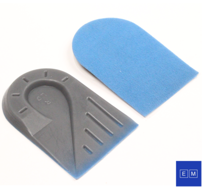 Softsole Bone Spur Pads (Inleghakken met uitsparing)