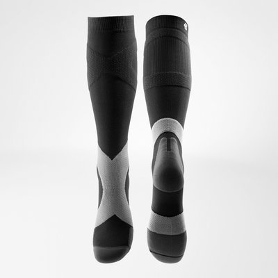 Bauerfeind Compression Socks Training (charcoa/polar)