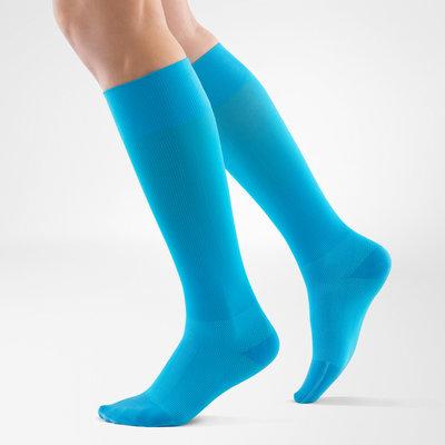 Bauerfeind Sports Compression Socks Performance (riviera)