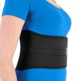 Rafys Low Back brace anat. Compleet + leer (vrouw)_