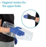 Orliman hygienic testers for upper limbs_