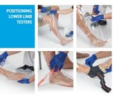 Orliman hygienic testers for lower limbs_