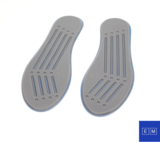 Softsole Underliner (inlegzolen) - achterkant