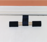Rafys Overdeurrekstok Mini, 25 cm_