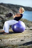 Sissel Securemax Exercise Ball (ø 75 cm)_