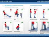 STEP Brochure: SDA - Rugklachten door lopen, staan en zitten_
