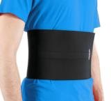 Rafys Low Back brace recht + leer (man)_
