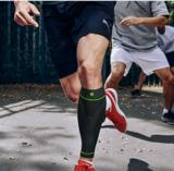 Bauerfeind Sports Compression sleeve lower leg black_