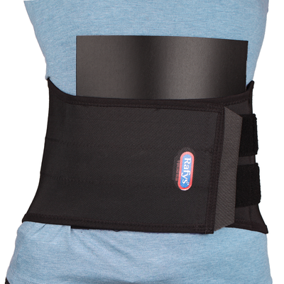 Rafys Low Back brace anat. Compleet + leer (vrouw)