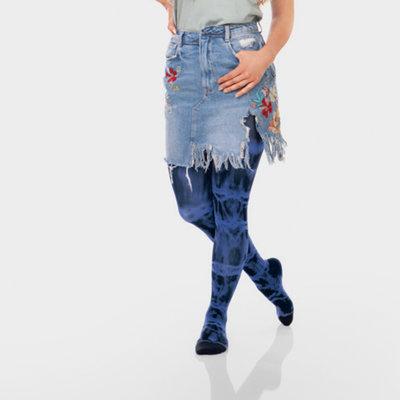 Juzo Inspiration AT Batik - panty