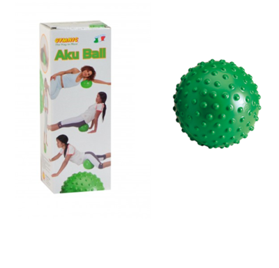 Ball Punktuur: 20 cm / Groen (1 stuk)