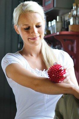 Sissel Spiky-ball (9 cm)