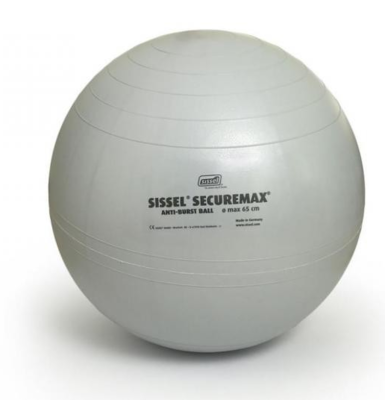 Sissel Securemax Exercise Ball (ø 65 cm)