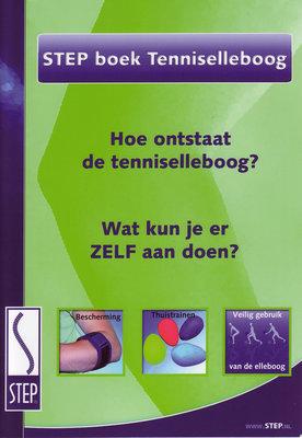 STEP boek - Tenniselleboog