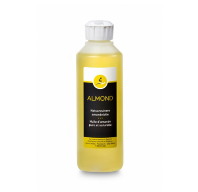 Almond - massage olie (250 ml)