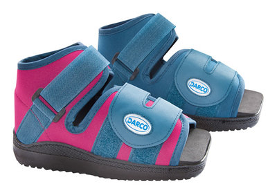DARCO SlimLine Pediatric Shoe