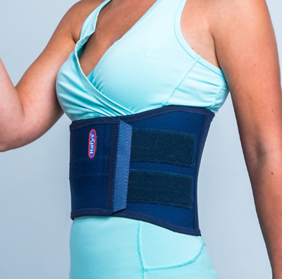 Rafys Low Back Brace Anat. Getailleerd (vrouw)