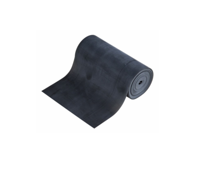 MVS Oefenband zwart - 5 meter