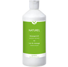 Naturel - massage melk (500 ml)