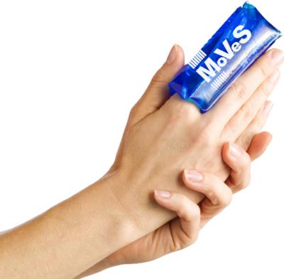 MVS Roll-on pack Finger