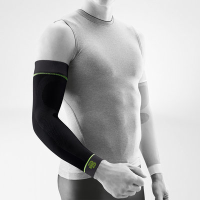 Bauerfeind Sports Compression Sleeves arm  black