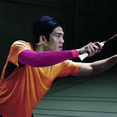 Bauerfeind Sports Compression Sleeves arm pink