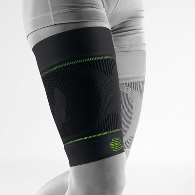 Bauerfeind Sports Compression Sleeve Upper Legg black