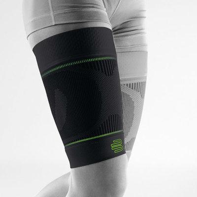 Bauerfeind Sports Compression Sleeve Upper Legg black