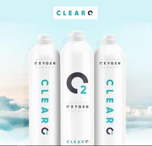 Zuurstof bus Clear O2 10 liter