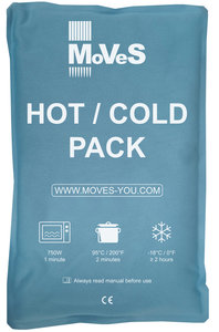 MVS Hot/Cold Pack Soft Touch - 20 x 30 cm