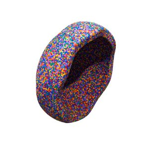 Stapelstein Confetti 1 steen