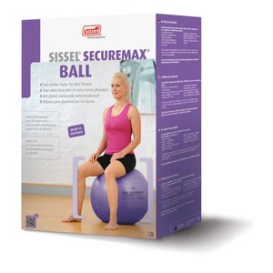 Sissel Securemax Exercise Ball (ø 75 cm)