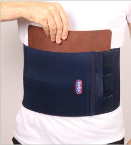Rafys Low Back brace recht + leer (man)