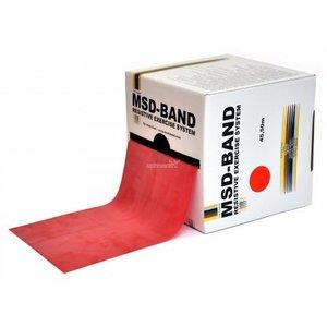 MSD Oefenband rood - 45,5 meter