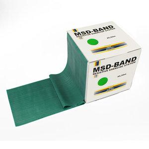 MSD Oefenband groen - 45,5 meter