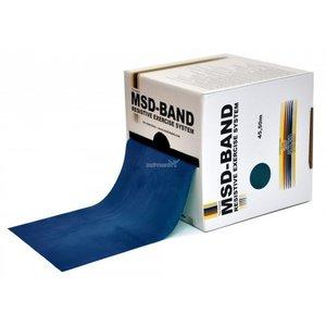 MSD Oefenband blauw - 45,5 meter